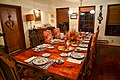 Main dining table in Fensalden Inn 01.jpg