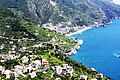 Maiori, view from Ravello - panoramio.jpg