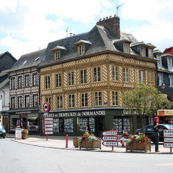 Main square of Cormeilles