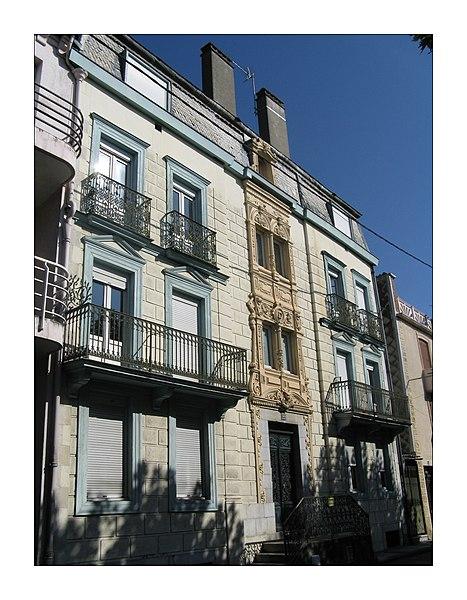 Maisons a Saint Gaudens