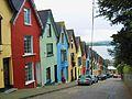 Maisons de couleurs à Cobh, Irlande.jpg