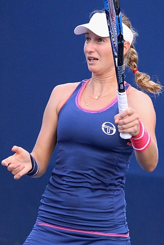 Ekaterina Makarova - Makarova at the 2016 US Open