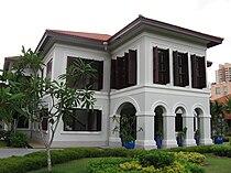 Malay Heritage Centre, Istana Kampong Glam 3, Dec 05.JPG