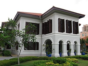 Malay Heritage Centre - Image: Malay Heritage Centre, Istana Kampong Glam 3, Dec 05
