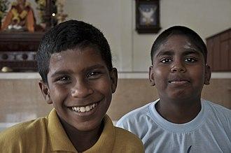 Malaysian Indians - Image: Malaysian Indians