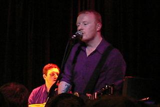 Malcolm Middleton British musician