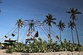 Manège de Noël à Coco Beach, Dar es Salaam 2.jpg