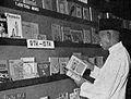 Man browsing children's books, Tambahan dan Pembetulan Pekan Buku Indonesia 1954, p54.jpg