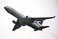 Mandarin Airlines MD11; B-152@ZRH;11.04.1996 (6470917509).jpg