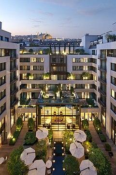 Hotel Management London