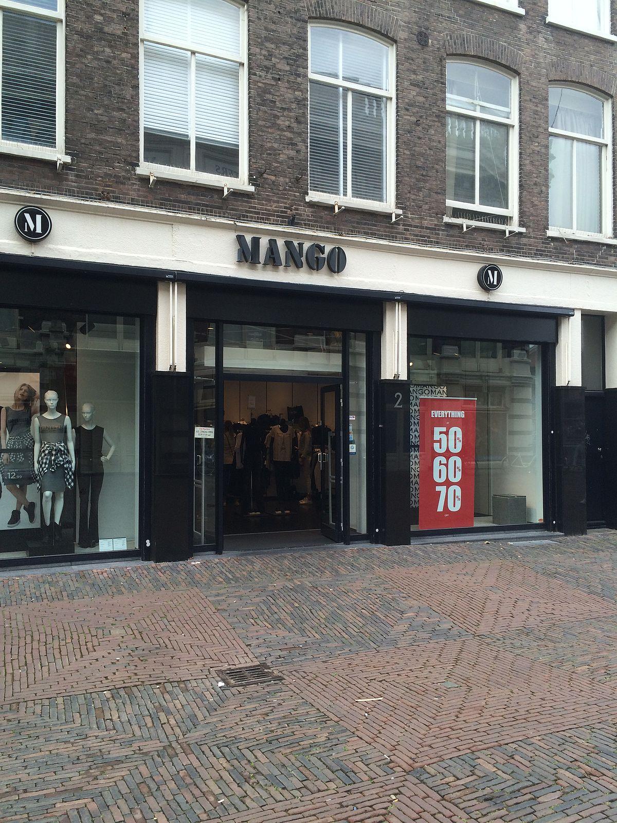 Mango (retailer) - Wikipedia
