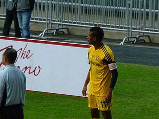 Itaparica (footballer) Brazilian-born Hong Kong footballer
