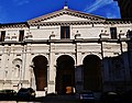 Mantova Castello di San Giorgio Basilica Palatina di Santa Barbara Fassade.jpg