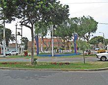 Avenida Manuel Seoane, inicia en la Avenida Huamán en Vista Alegre