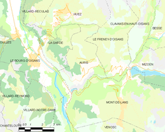 Map commune FR insee code 38020.png