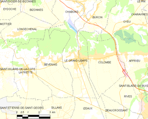 Map commune FR insee code 38182.png