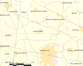 Map commune FR insee code 59308.png