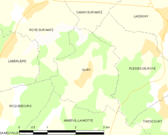 Map commune FR insee code 60292.png