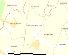 Map commune FR insee code 60502.png
