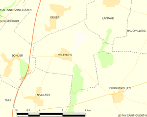 Map commune FR insee code 60663.png
