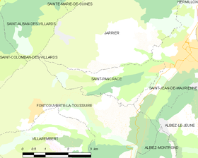 Map commune FR insee code 73267.png