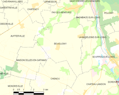 Map commune FR insee code 77045.png