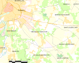 Map commune FR insee code 86157.png