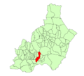 Map of Gádor (Almería).png