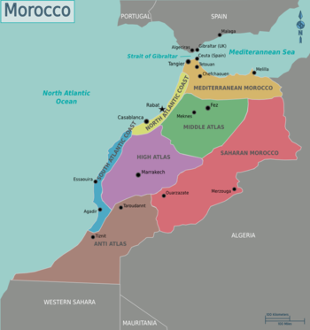 Morocco Travel guide at Wikivoyage