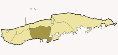 Map of Vieques highlighting Puerto Real.png