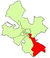 Mapa Distrito Las Fuentes (Zaragoza).PNG