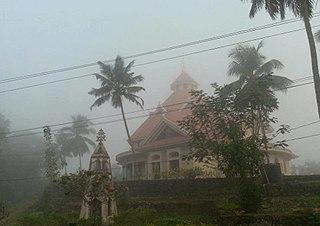 Mar Thoma Sleeha Syro-Malabar Church, Thulappally Church in Kerala, India