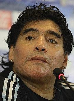Anche Maradona parla della cessione del Pocho Lavezzi