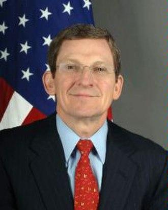 Marc Grossman - US State Department portrait, c. 2011