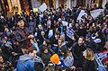 March against Trump, New York City (30833718582).jpg