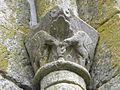 Marcilhac-sur-Celé (46) Abbaye Salle capitulaire Chapiteau 17.JPG
