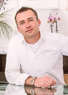 Marcus Notley Irish industrial designer
