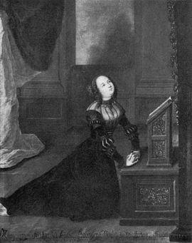 Margarethe, Anhalt, Fürstin