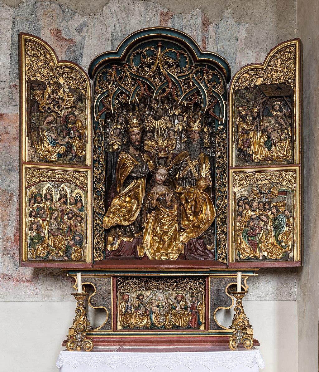Maria Gail Kirche Flügelaltar 02.jpg