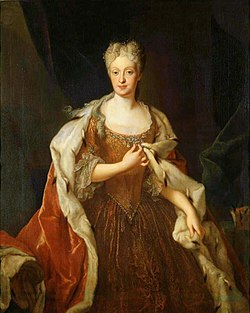 Maria Josepha of Austria, Electress of Saxony and Queen of Poland by Louis de Silvestre.jpg
