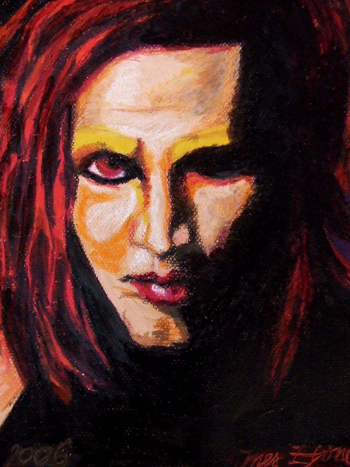 Marilyn Manson Wikiquote