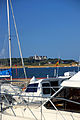 Marina Pedreña Port. The Magdalena Palace. Spain (2905924636).jpg