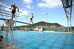 Marines swim through the Marine Corps Instructor Course of Water Survival 151201-M-ZO893-538.jpg