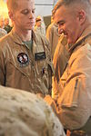 Marines with helicopter squadron receive awards for accomplishments in Afghanistan 120206-M-UC900-054.jpg
