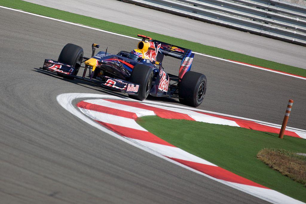 Mark Webber 2009 Turkey