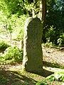 Markierungsstein am Otto-Fikentscher-Weg am Heuberg - geo.hlipp.de - 25286.jpg