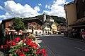 Marktplatz Großarl mit Pfarrkirche.jpg