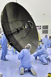 Mars Reconnaissance Orbiter HGA