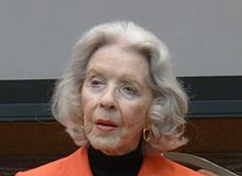 A photo of Marsha Hunt in 2013