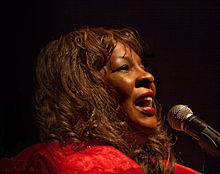 Martha Reeves 2011 at Berns in Stockholm, Sweden.jpg